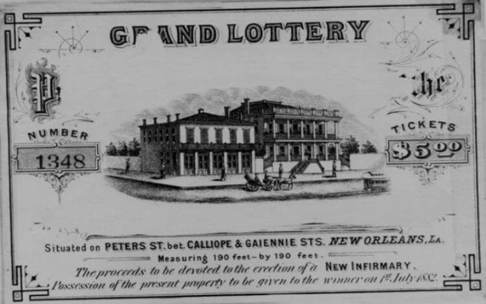 Особыми ценителями лотереи были переселенцы в США./Фото: lh6.googleusercontent.com