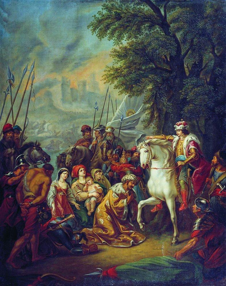 Взятие Казанского ханства Иваном Грозным